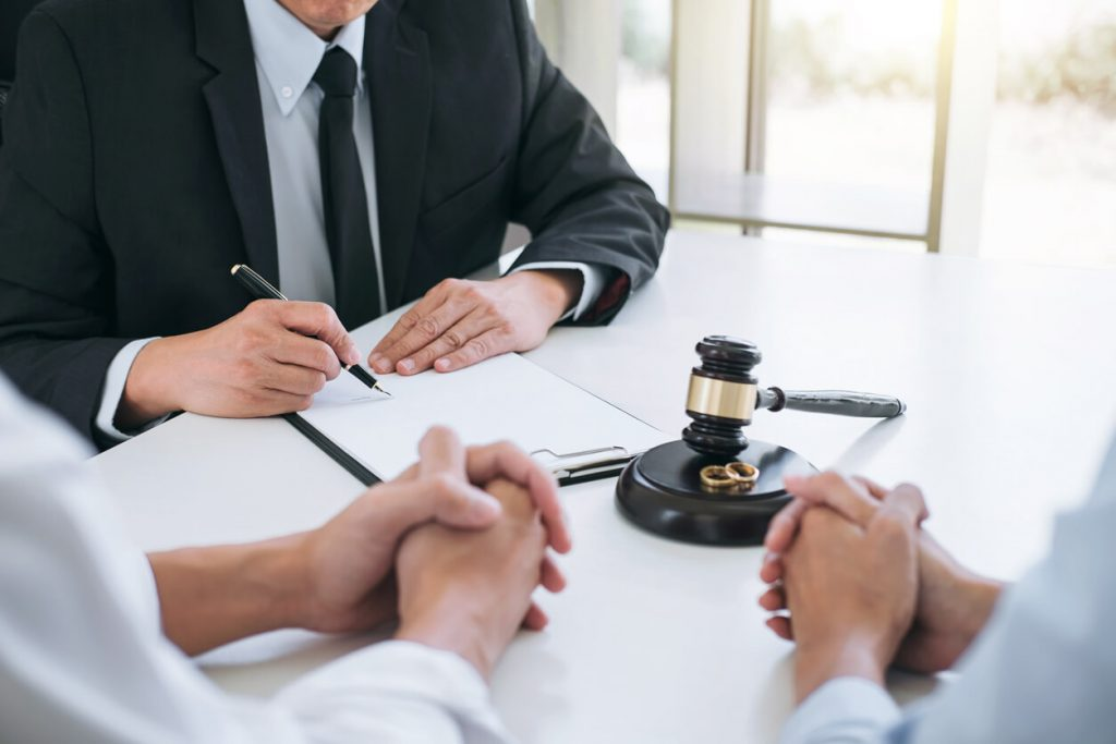 Choose professional separation legal representatives