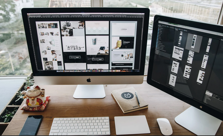 website's structure and design - Cornerstone Digital