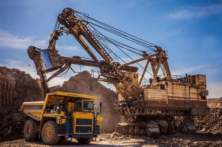 Mining Equipment Used In The Mining Industry